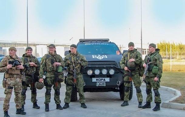 Спецназ украинского МВД начали учить американцы