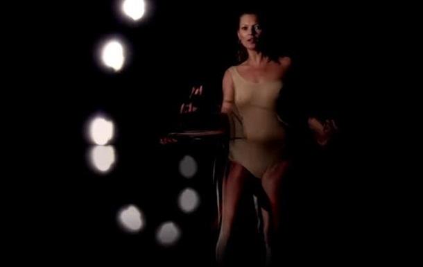Massive Attack сняли Кейт Мосс в своем клипе