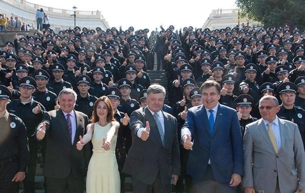 Милиция VS Полиции!
