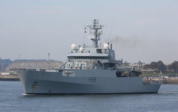Великобритания может направить корабли к Ливии – СМИ