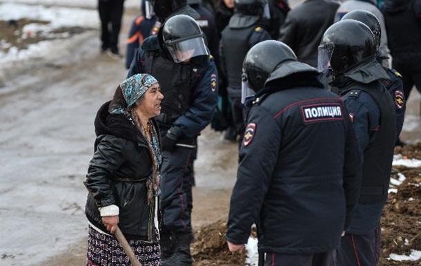Лидер цыганской общины извинился за бунт под Тулой