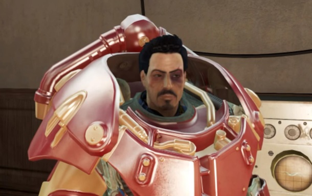 Трейлер  Первого мстителя 3  воспроизвели в Fallout 4