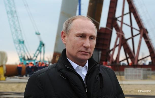 Путин посетил Крым