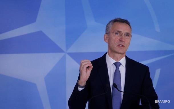 Генсек НАТО призвал сохранить санкции против РФ