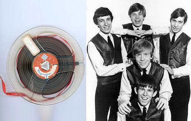 Найдены четыре утерянные песни The Rolling Stones