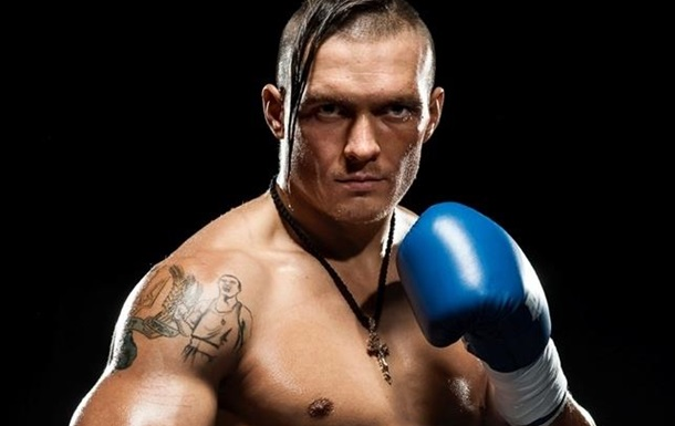 Украинский тяжеловес Александр Усик проведет промежуточный матч