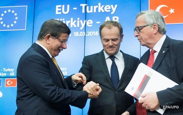 ЕС может отменить визы для Турции в июне