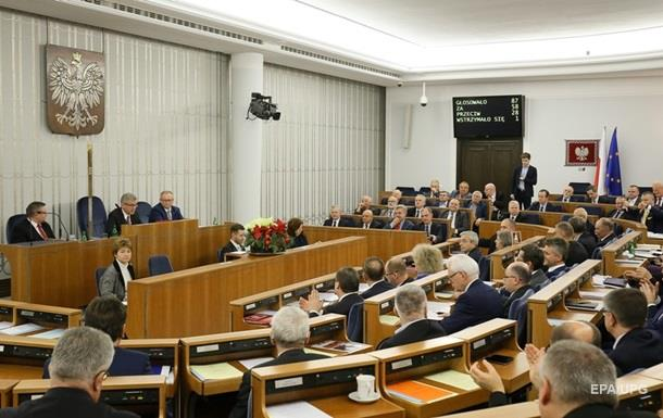 Сенат Польши призвал немедленно освободить Савченко