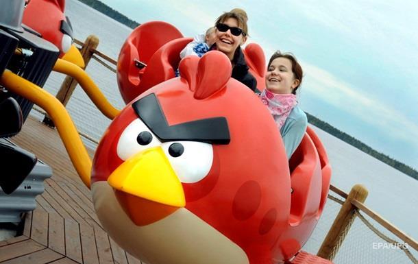 Персонаж игры Angry Birds  стал послом ООН