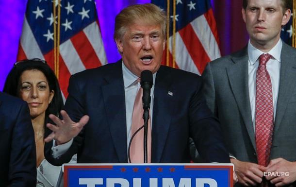 В США расследуют утечку данных Трампа