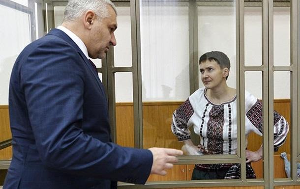 СМИ и адвокаты могут не попасть на суд к Савченко