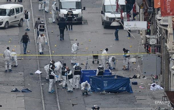 Украинцы не пострадали от взрыва в Стамбуле