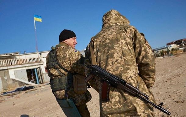 На Донбассе почти перестали стрелять
