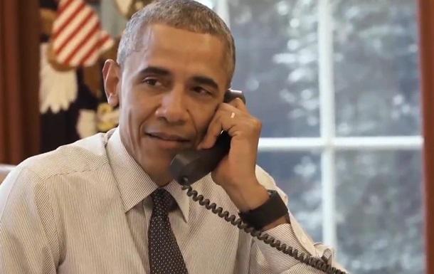 Обама снялся в кубинском комедийном шоу
