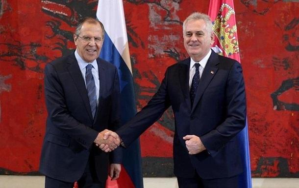 Сербия зареклась не вводить санкции против РФ