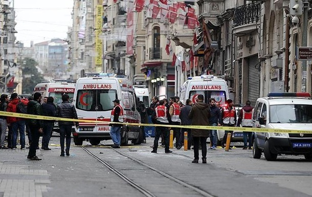 Теракт в Стамбуле: установлена личность смертника