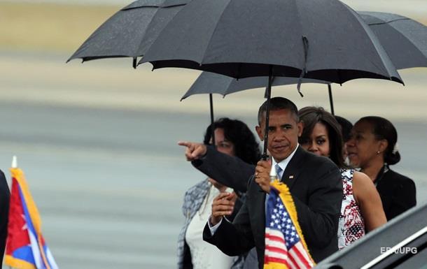 Итоги 20 марта: Обама на Кубе, ДТП в Испании