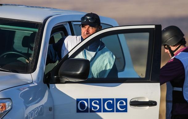 Луганчане атаковали ОБСЕ просьбами о мире