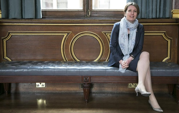 Посол Британии в Киеве заявила, что она лесбиянка