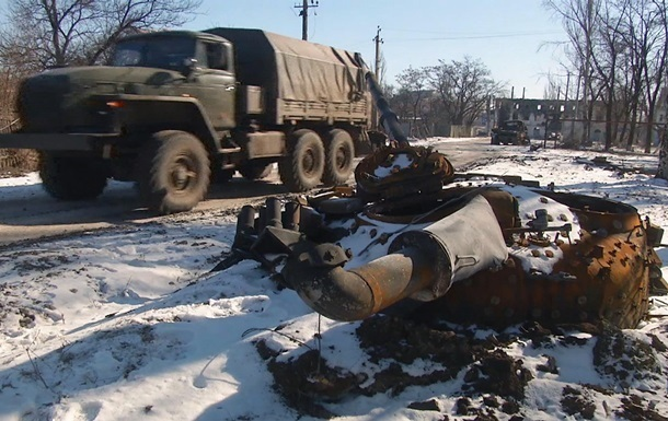 Киев насчитал две тысячи погибших за время АТО