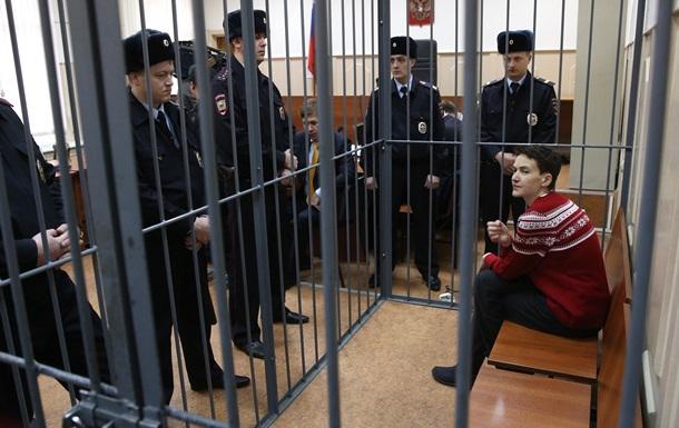 Цинизм Киева в деле Савченко