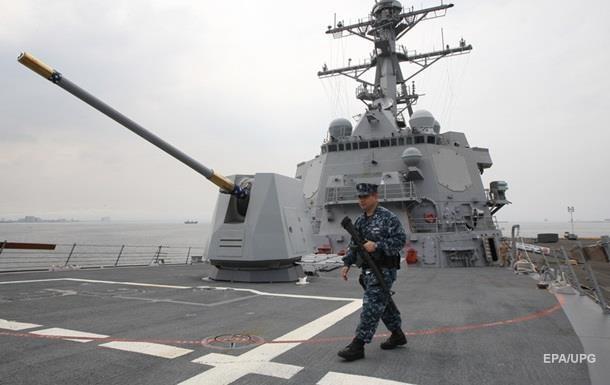 ВМС Южной Кореи и США начали совместные маневры