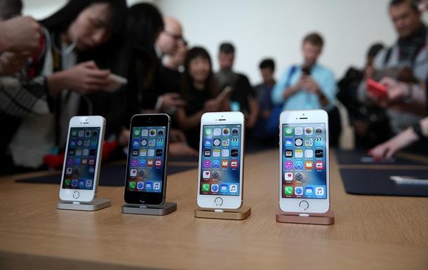iPhone SE фото