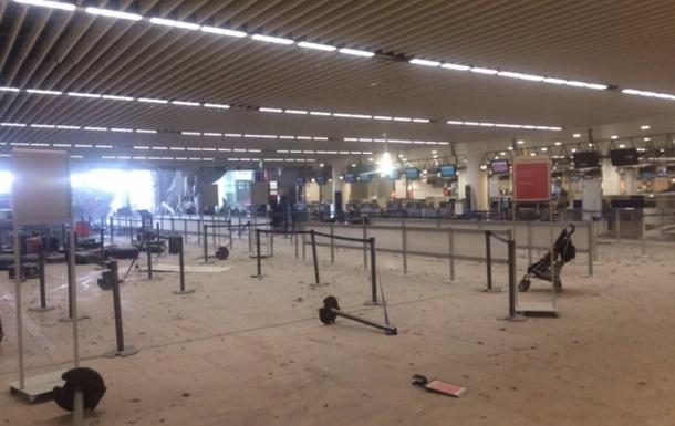 Взрывы в Брюсселе: главные фото и видео