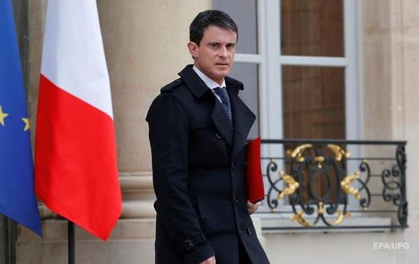 Париж: Европа находится в состоянии войны