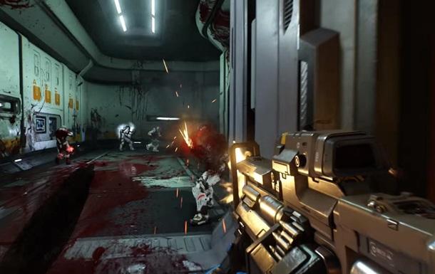 Мультиплеер Doom показали в новом трейлере