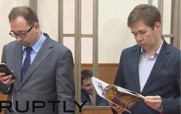 Украина откроет дело против судей Савченко - адвокат