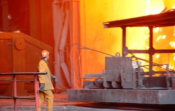 Промышленность Украины выросла впервые за три года