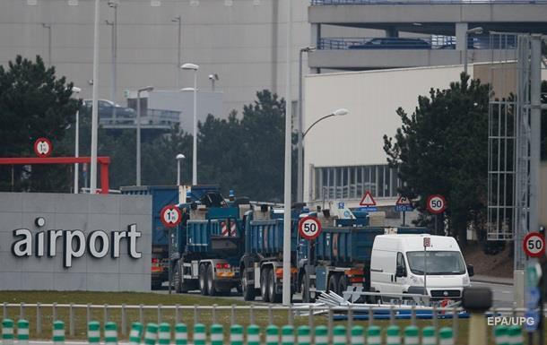 Аэропорт Брюсселя будет закрыт в среду