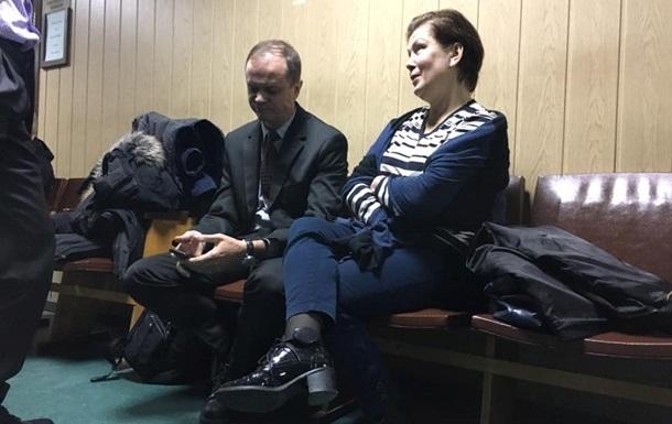 Директору Украинской библиотеки продлили арест