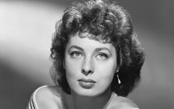Скончалась голливудская звезда 1950-х Рита Гэм