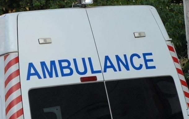 В Луцке водитель маршрутки сбил трех школьников