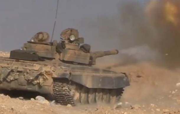 Армия Асада отбила историческую часть Пальмиры