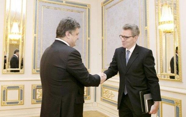 Порошенко посетит Харьков в сопровождении американца
