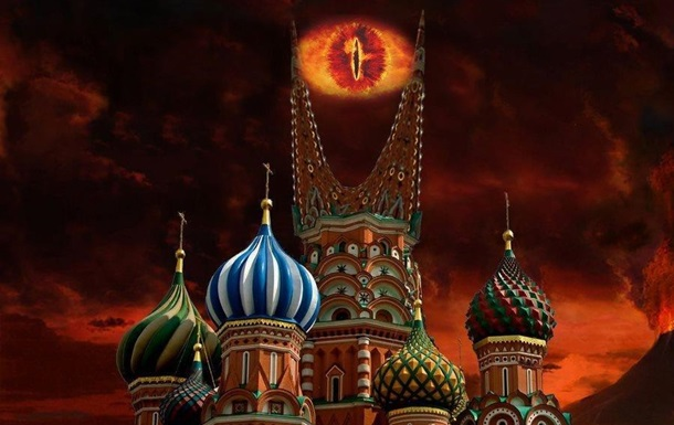 Украина - Русь и Орда - Мордор