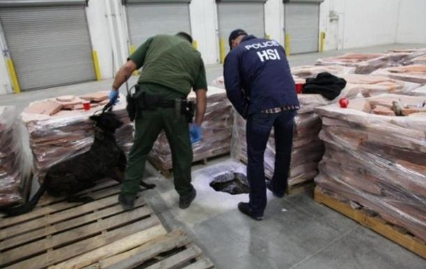 Между США и Мексикой нашли туннель для наркотрафика