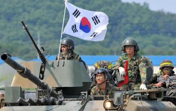 В Южной Корее повышена готовность армии
