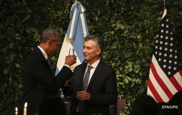 Обама пообещал рассекретить документы о перевороте в Аргентине