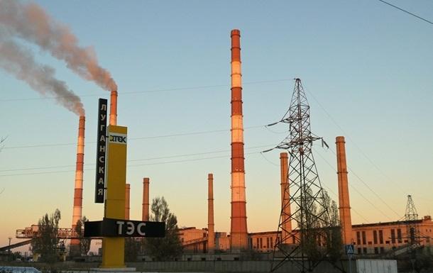 Третина Луганської області залишилася без світла