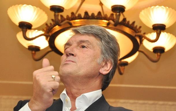 Ющенко считает русский язык главной угрозой Украине