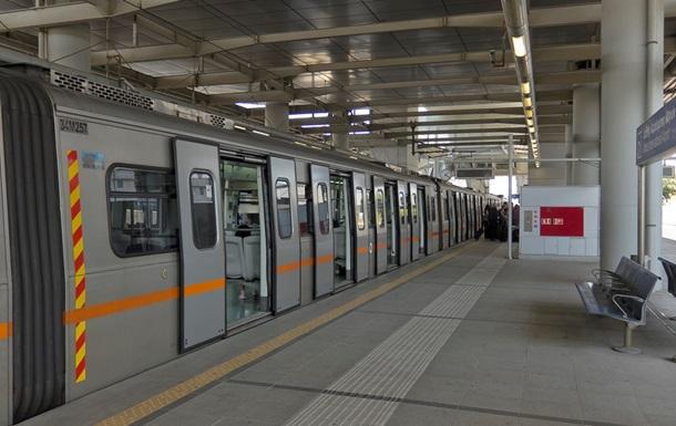 В Афінах страйкують працівники метро