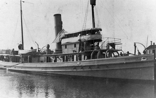 Пропавший 95 лет назад военный корабль США нашли