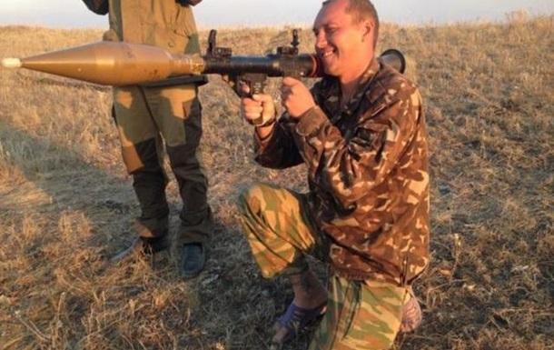 Командир ДНР из Беларуси заявил, что убил более сотни украинцев