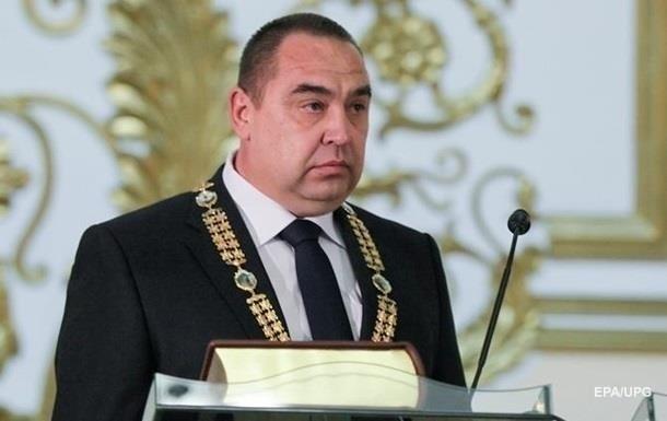 Обвинительный акт против Плотницкого передали в суд