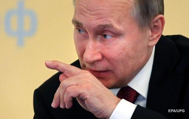 Путин посоветовал бизнесу РФ не уходить из Украины