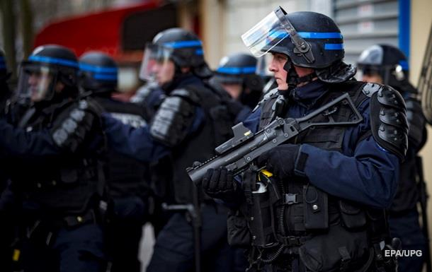 Полиция Франции предотвратила теракт